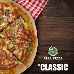 All Time Classic Alfa Pizza