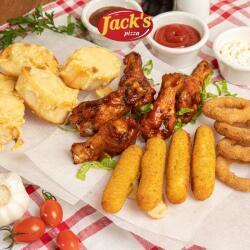 Jacks Pizza Finger Food Starters