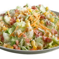 Dominos Caesars Bacon Salad