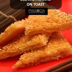 Prawns On Toast