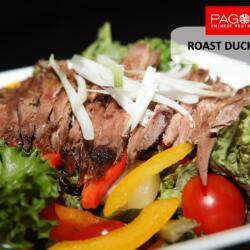 Roast Duck Salad At Pagoda