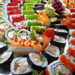 Sushi At Pagoda