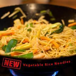 Vegetables Rice Noodles